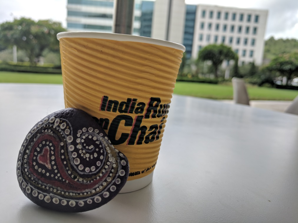 India runs on Chai - Alva runs on Coffee